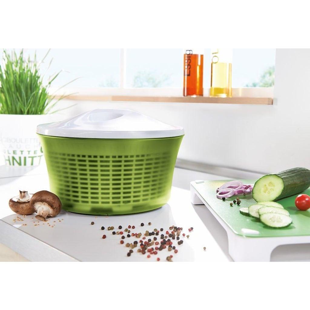 Leifheit Salatschleuder »Comfort Line«, Kunststoff, Inhalt 5 Liter