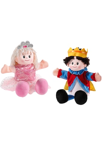 """Heunec® Handpuppe """"Poupetta  -  Prinzessin und Prinz"""" (Set, 2 - tlg.) kaufen"""