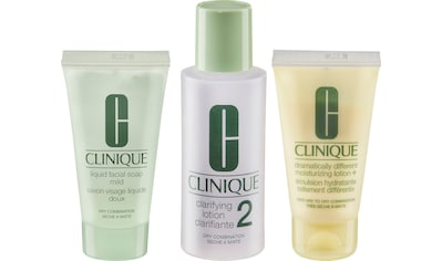 """CLINIQUE Geschenk - Set """"3 - Phasen - Systempflege Hauttyp 2"""" kaufen"""