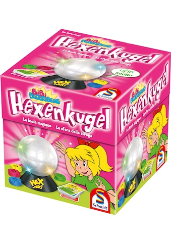 Schmidt Spiele Spiel »Bibi Blocksberg, Hexenkugel«, mit Sound- und Lichteffekten kaufen