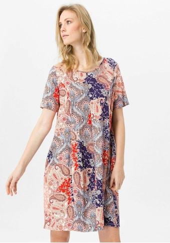 Green Cotton Jerseykleid »O - Shape - Kleid« kaufen