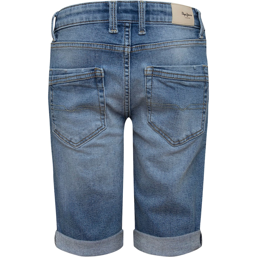 Pepe Jeans Jeansbermudas »BECKET«