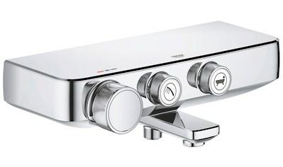 Grohe Wannenthermostat »Grohtherm Smartcontrol«, für Wandmontage, Thermostat-Batterie,... kaufen