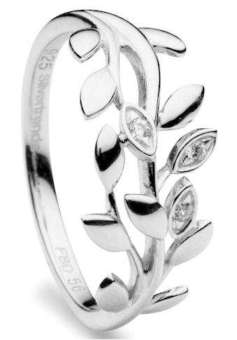 NANA KAY Silberring »Ranke, Spring Spirit, ST1158«, mit Zirkonia kaufen