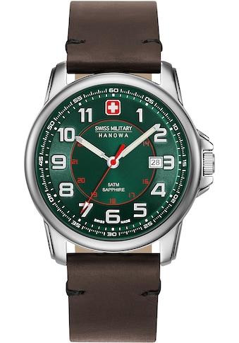 Swiss Military Hanowa Schweizer Uhr »SWISS GRENADIER, 06-4330.04.006« kaufen