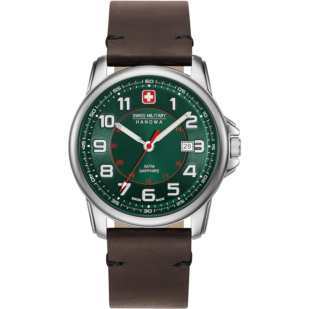 Swiss Military Hanowa Schweizer Uhr »SWISS GRENADIER, 06-4330.04.006«