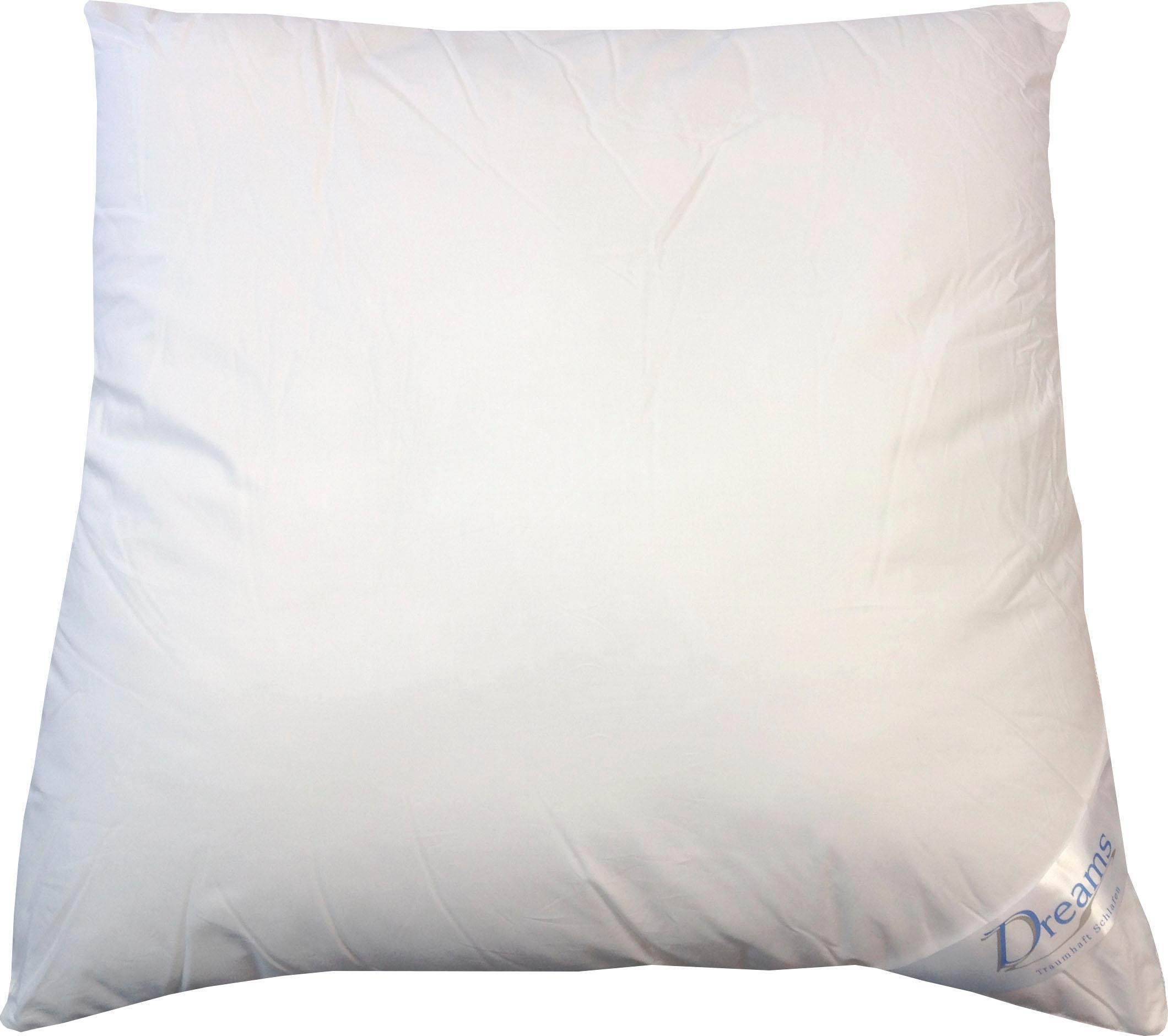 3-Kammer-Kopfkissen, »3-Kammer-Kissen Luxus«, Dreams, Bezug: 100% Baumwolle, (1-tlg.)