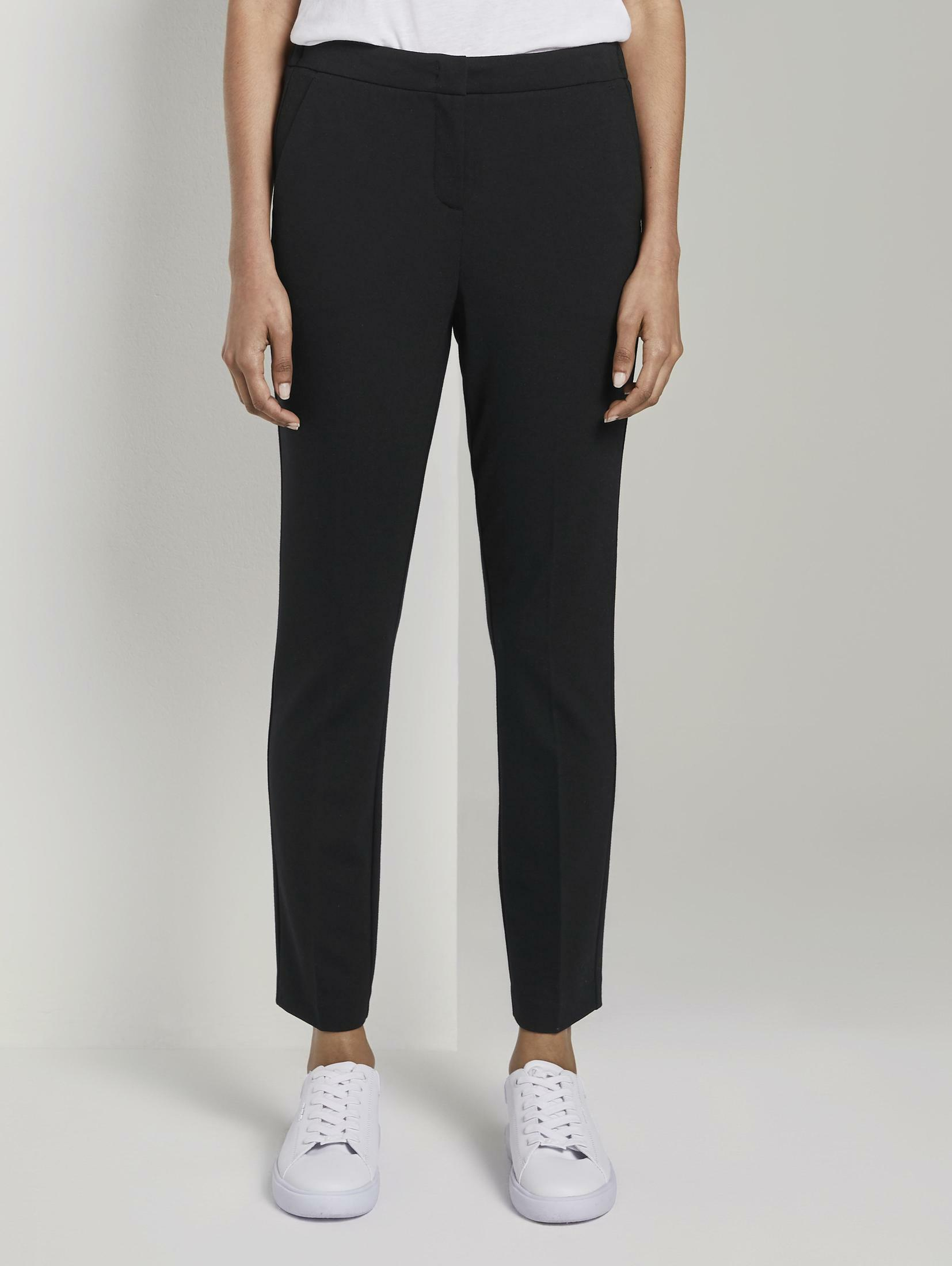 tom tailor mine to five -  Chinohose Klassische Hose in Ankle-Länge