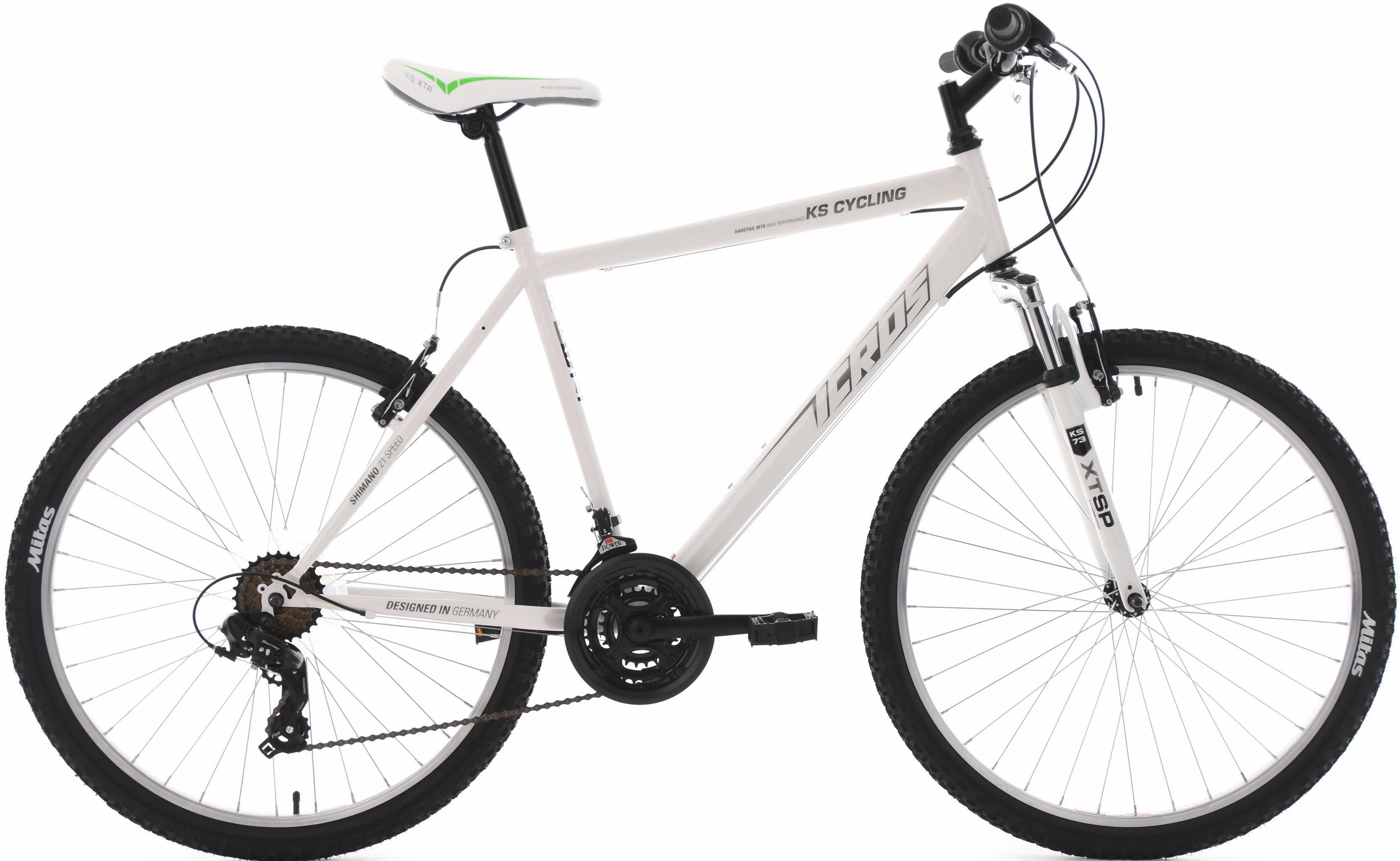 ks cycling mountainbike icros 21 gang shimano tourney. Black Bedroom Furniture Sets. Home Design Ideas