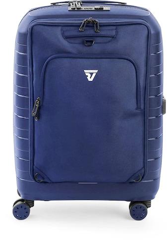 RONCATO Hartschalen-Trolley »D-Box, 55 cm«, 4 Rollen, inkl. herausnehmbarer... kaufen