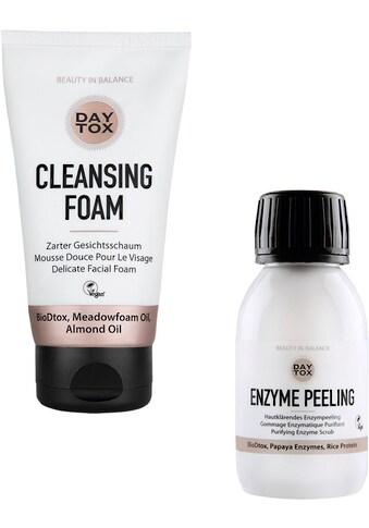 DAYTOX Gesichtspflege-Set »Cleansing Duo«, (Spar-Set, 2 tlg.) kaufen