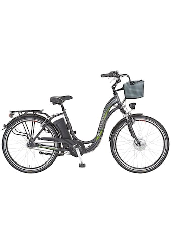 Didi THURAU Edition E-Bike »Alu City Comfort«, (mit Schloss) kaufen