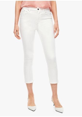 s.Oliver BLACK LABEL 7/8 - Jeans kaufen