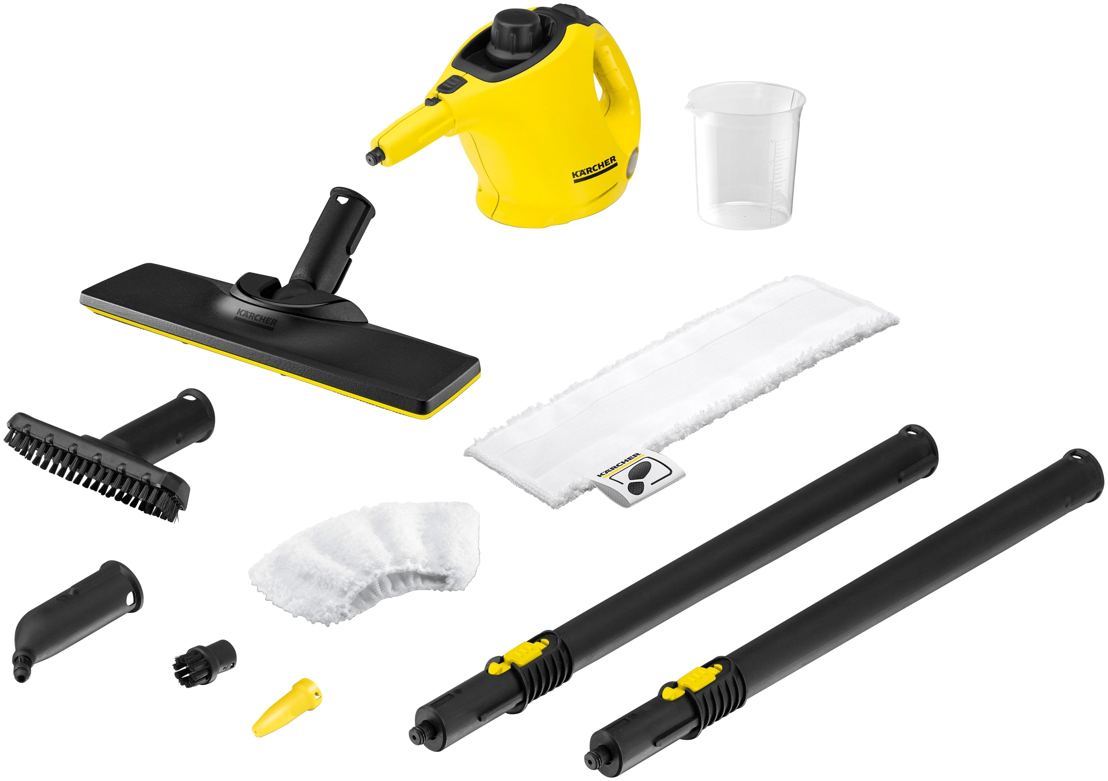 KÄRCHER Dampfreiniger SC 1 EasyFix | Flur & Diele > Haushaltsgeräte > Dampfreiniger | Kärcher