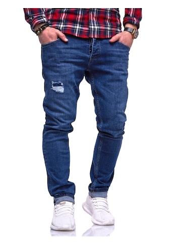 behype Slim-fit-Jeans, im angesagten Slim-Fit-Schnitt kaufen
