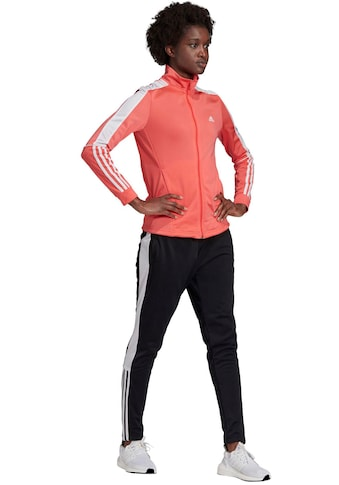 adidas Performance Trainingsanzug »OSR W PES 3 STRIPES TRACKSUIT« kaufen