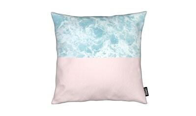 Dekokissen, »Pink on the Sea«, Juniqe kaufen