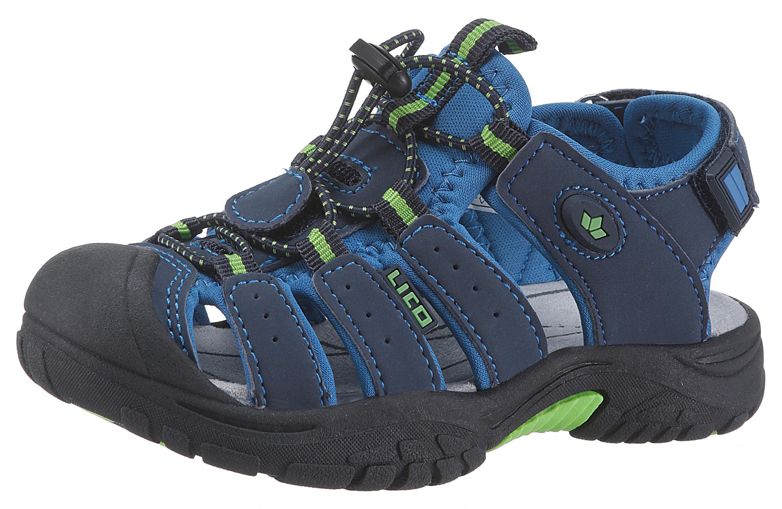Lico Sandale Nimbo | Schuhe > Sandalen & Zehentrenner | Blau | Lico