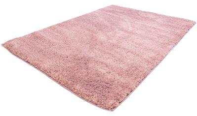 Hochflor - Teppich, »Softshine 2236«, Carpet City, rechteckig, Höhe 30 mm, maschinell gewebt kaufen