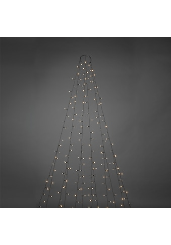 KONSTSMIDE LED-Lichtervorhang, 270 St.-flammig, LED Baummantel 6 Stränge à 45... kaufen
