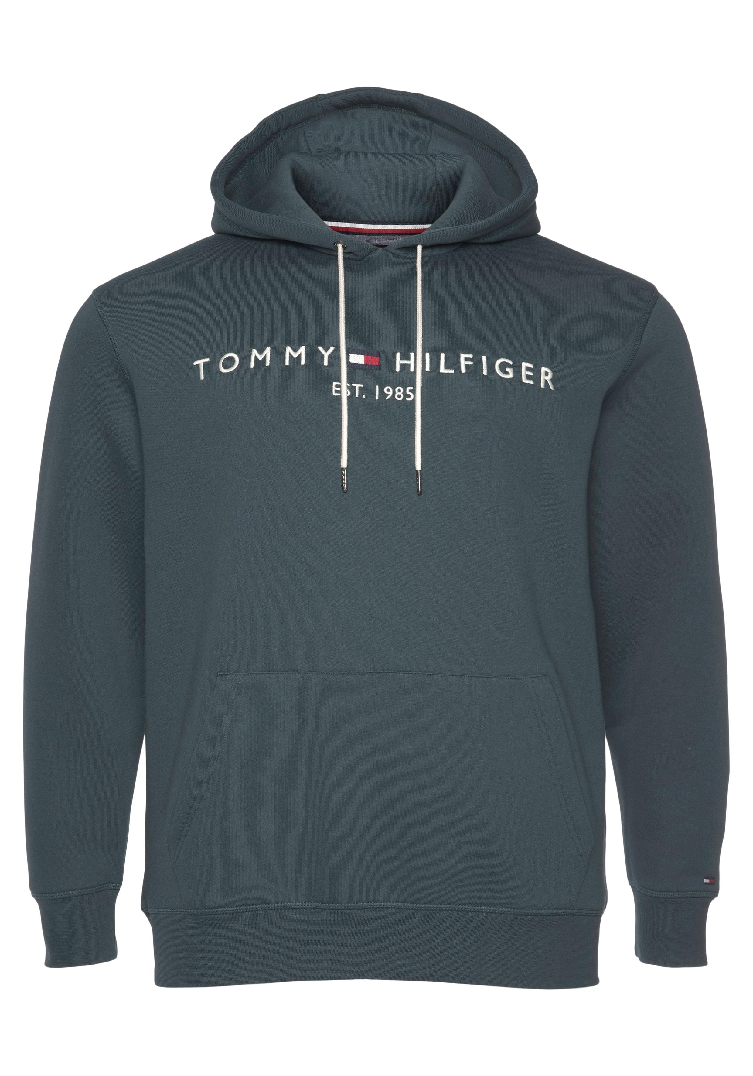 tommy hilfiger big & tall -  Kapuzensweatshirt BT-TOMMY LOGO HOODY