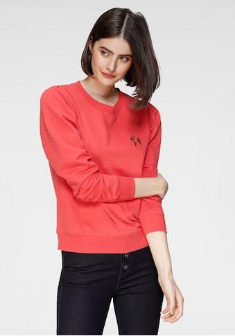 OTTO Sweatshirt, nachhaltig aus zertifiziertem Bio-Baumwoll-Mix kaufen