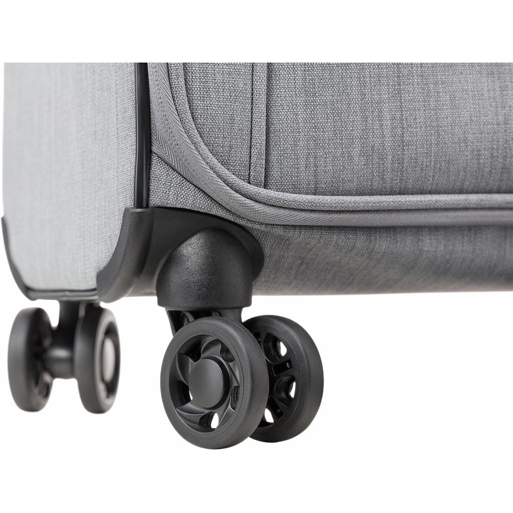 Stratic Weichgepäck-Trolley »Floating, 65 cm«, 4 Rollen