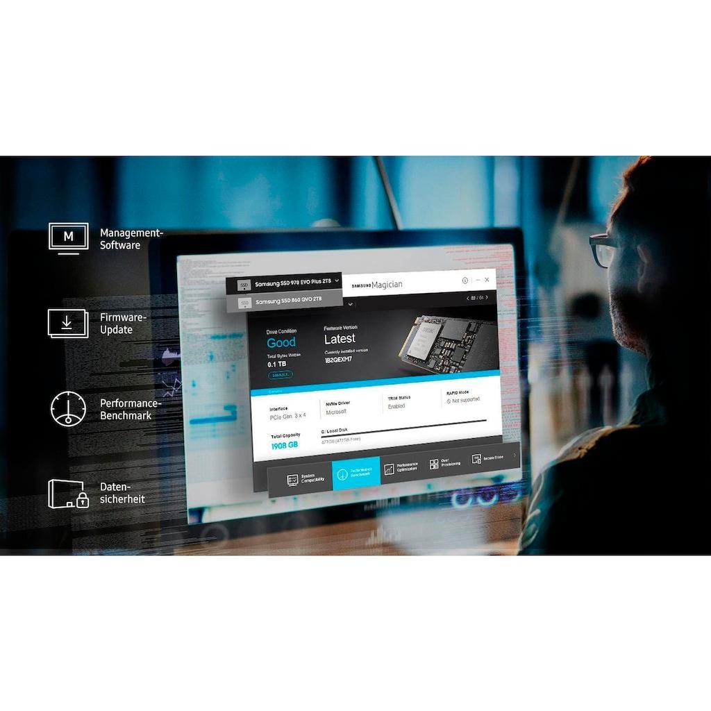 Samsung interne SSD »970 EVO Plus NVMe™ M.2 1 TB«