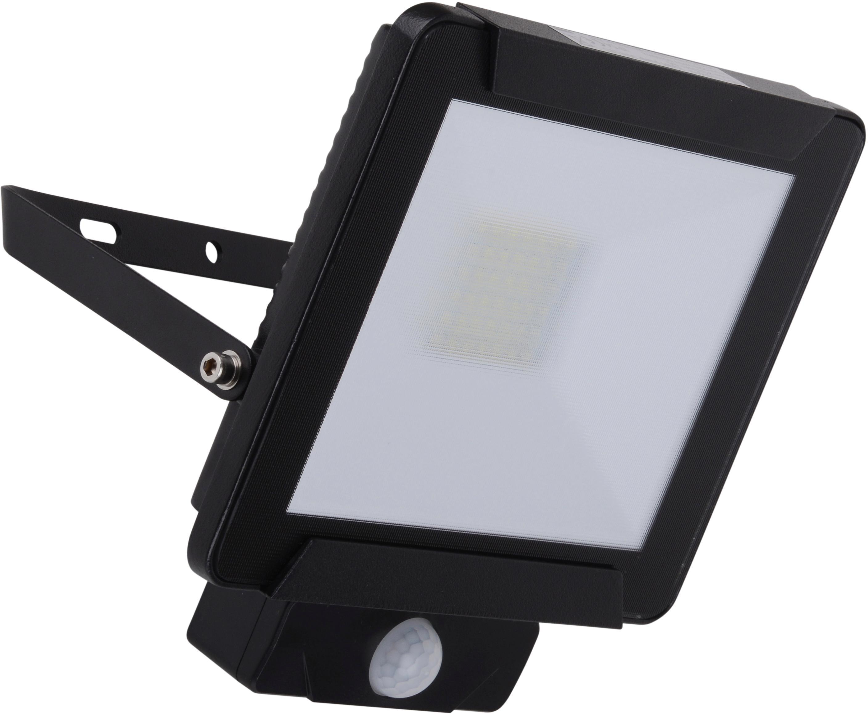 näve LED Außen-Wandleuchte STRAHLER, LED-Board, Kaltweiß