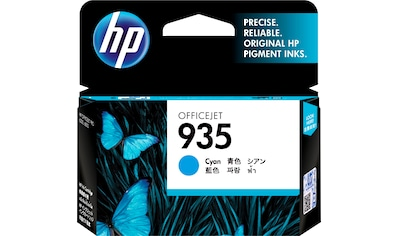 HP »hp 935 Original Cyan« Tintenpatrone (1 - tlg.) kaufen