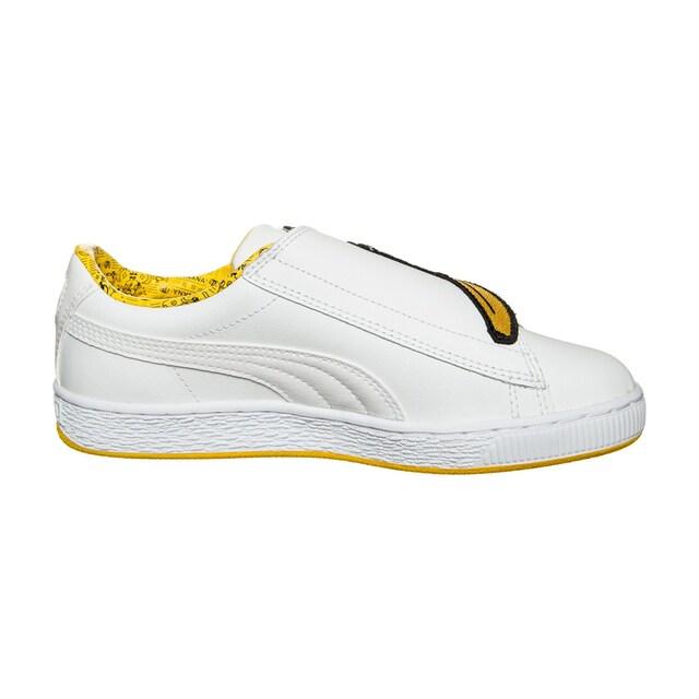 PUMA Sneaker »Minions X Puma Basket Wrap Statement«