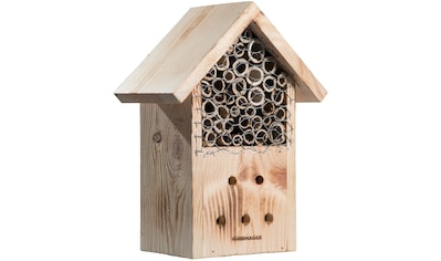 Windhager Insektenhotel »Zur Post«, BxTxH: 20,5x12,5x27 cm kaufen