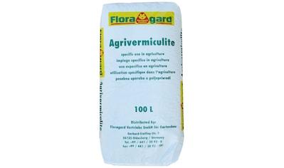 FLORAGARD Gartenbau - Vermiculite , 2 - 3 mm, 100 Liter kaufen