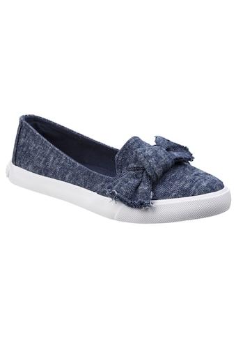 Rocket Dog Slip-On Sneaker »Damen Slip-On-Sneaker Clarita im Ballerina-Stil,... kaufen
