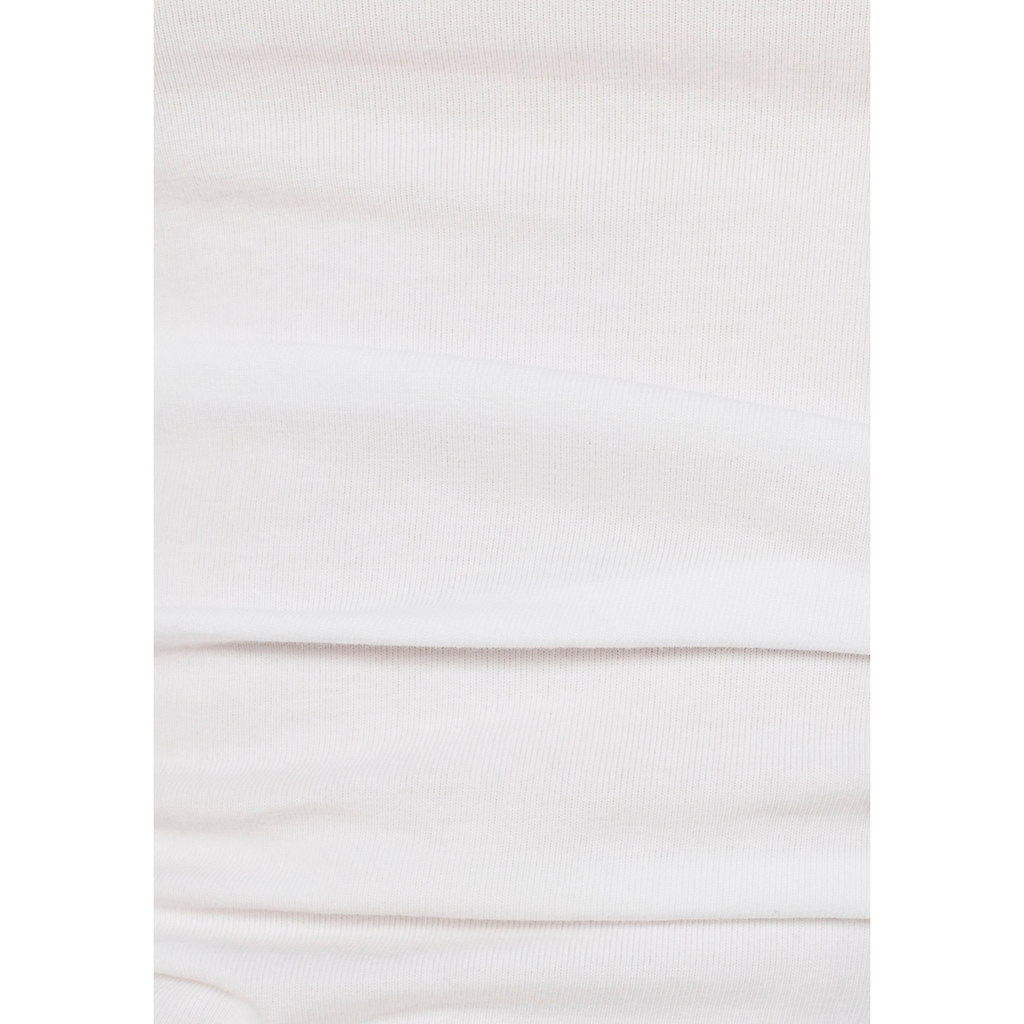 G-Star RAW T-Shirt »Base Top R«, aus weichen, atmungsaktiven Jersey im Bio-Baumwollmix