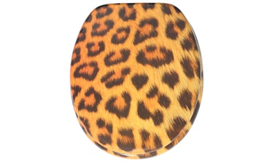 Sanilo WC - Sitz, »Leopardenfell« kaufen