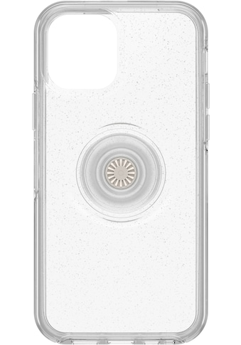 Otterbox Smartphone-Hülle »Otter+Pop Symmetry Clear iPhone 12 / iPhone 12 Pro«, iPhone... kaufen
