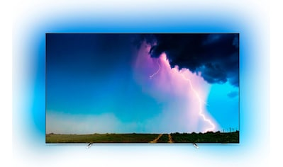 Philips 55OLED754/12 OLED - Fernseher (139 cm / (55 Zoll), 4K Ultra HD, Smart - TV kaufen