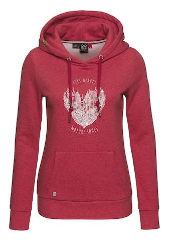 Ragwear Sweater »BERIT PRINT«, Soul of Earth Collection kaufen