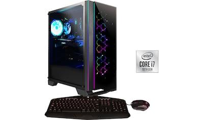 Hyrican »Nova 6593« Gaming - PC (Intel®, Core i7, RTX 3070, Luftkühlung) kaufen