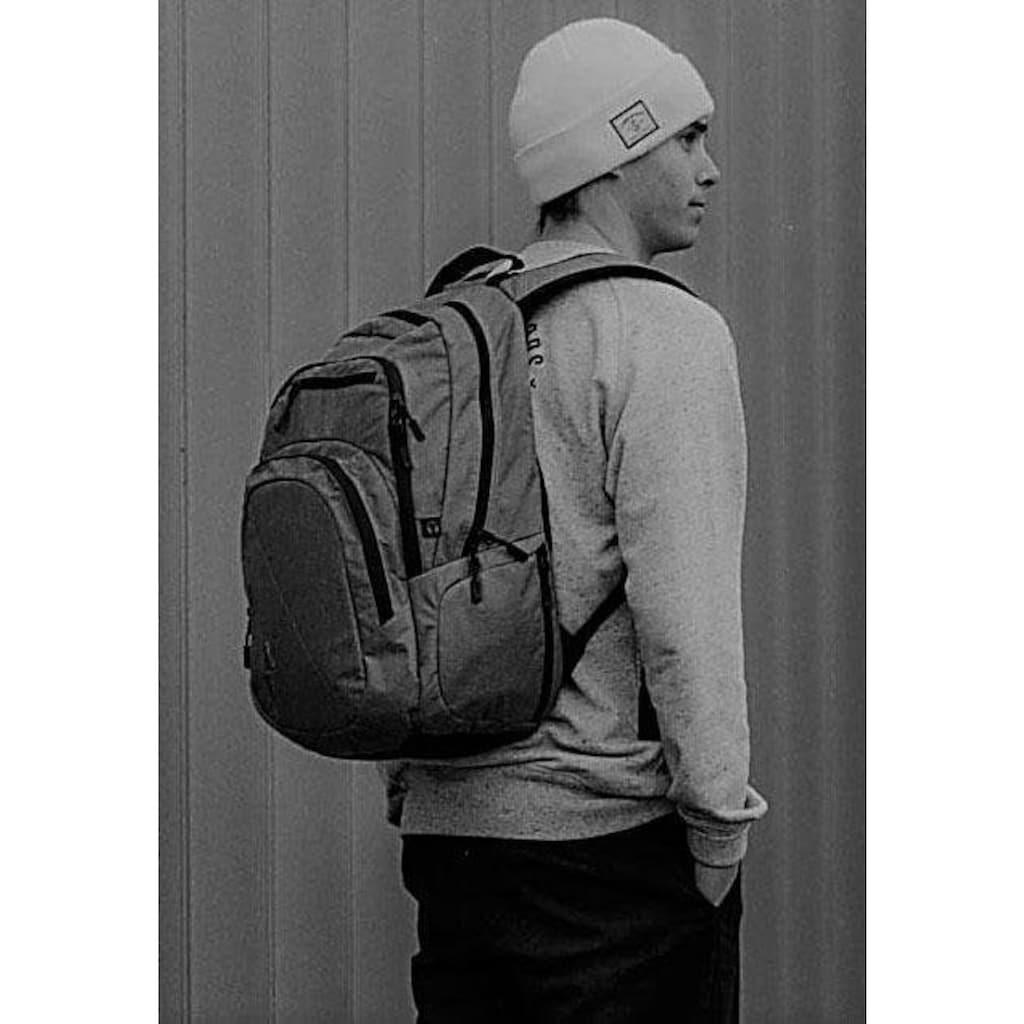 NITRO Schulrucksack »Stash 29, Blur Blue Trimes«