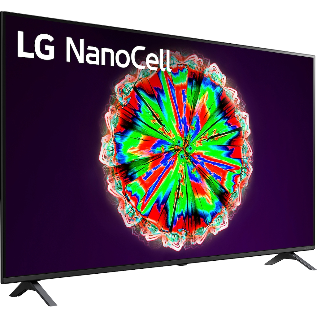 "LG LED-Fernseher »65NANO806NA«, 164 cm/65 "", 4K Ultra HD, Smart-TV, NanoCell"