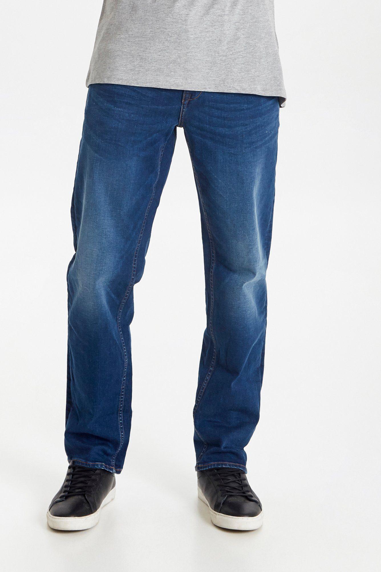 Blend Stretch-Jeans Modell Chill Regular-fit/ normale Form | Bekleidung > Jeans > Stretch Jeans | Blau | Denim - Jeans | Blend