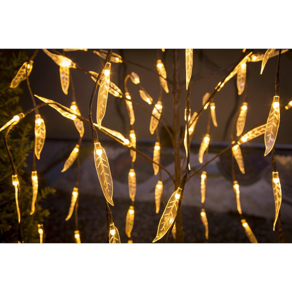 KONSTSMIDE LED Dekolicht, Warmweiß, Trauerweide, mittel