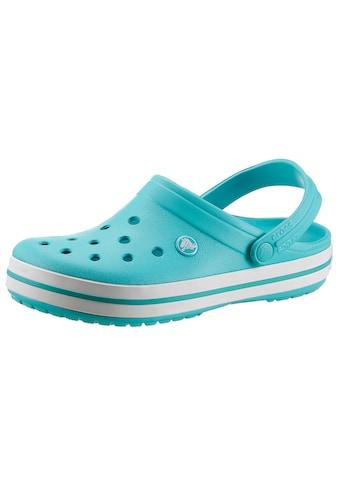Crocs Clog »Crocband Clog«, mit zweifarbiger Laufsohle kaufen