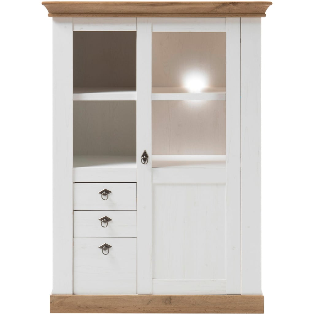 Home affaire Highboard »Cremona«, Höhe 139 cm