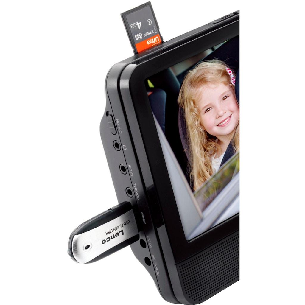 Lenco Portabler DVD-Player »MES-405«