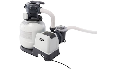 Intex Sandfilteranlage »Krystal Clear«, Pumpenleistung ca. 2,1 m³/h kaufen