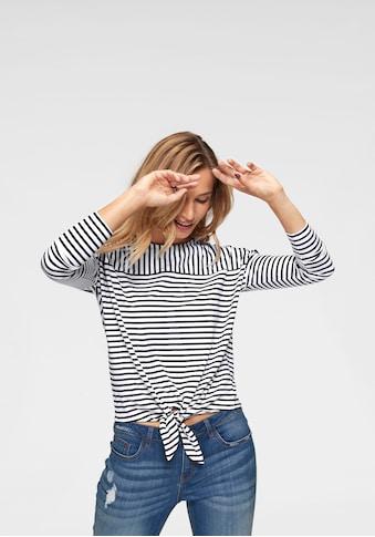 Aniston by BAUR Langarmshirt kaufen