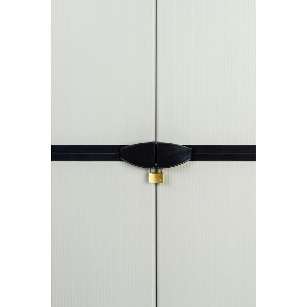 Kreher Mehrzweckschrank, B/T/H: 68x39,5x168 cm, für Armadio, mit 3 Böden